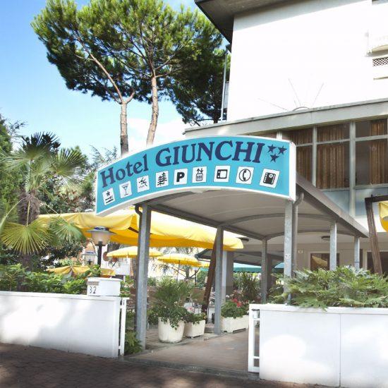 Hotel Giunchi Pinarella di Cervia